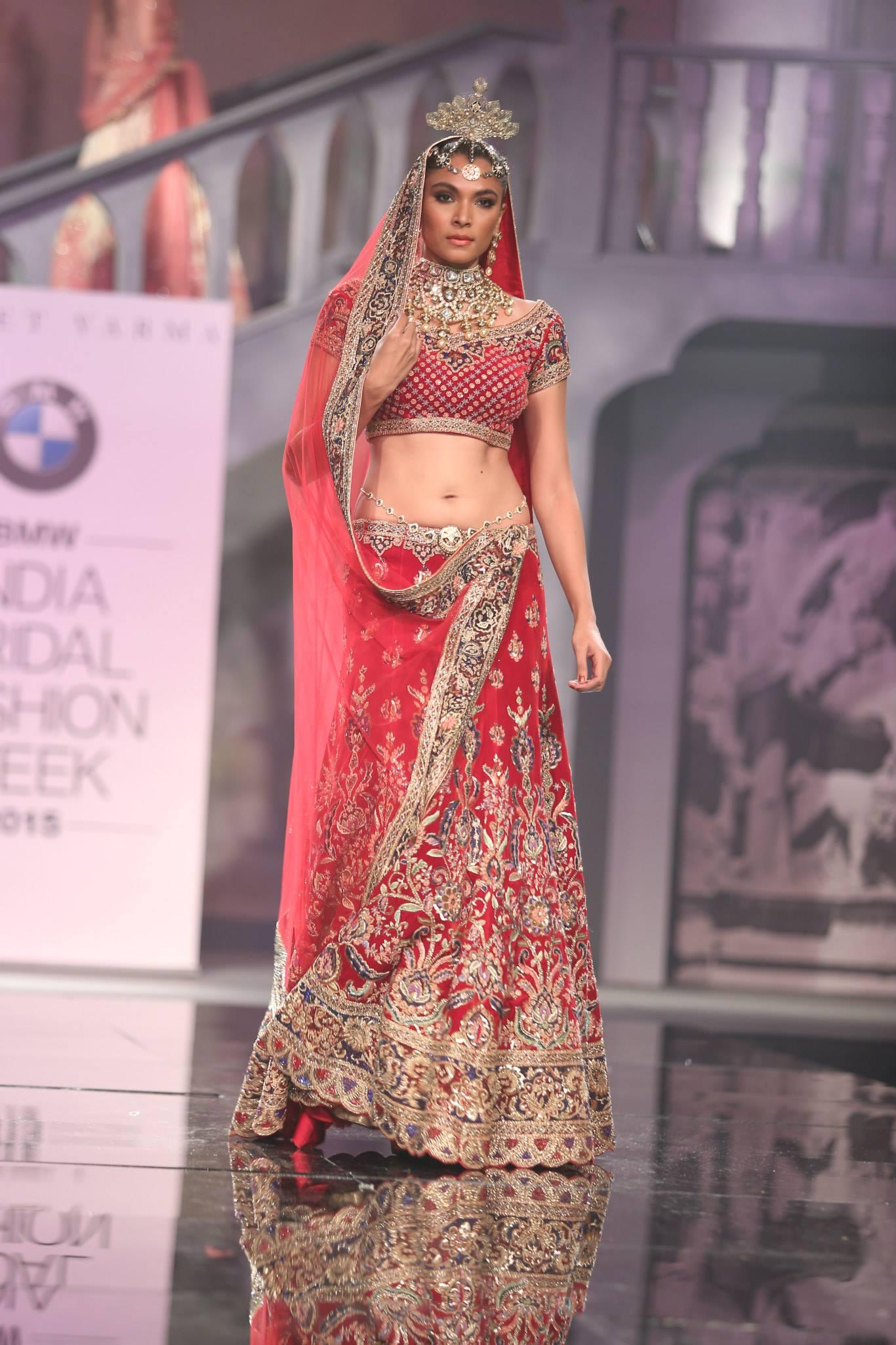 Bridal fashion week 2018 india 35