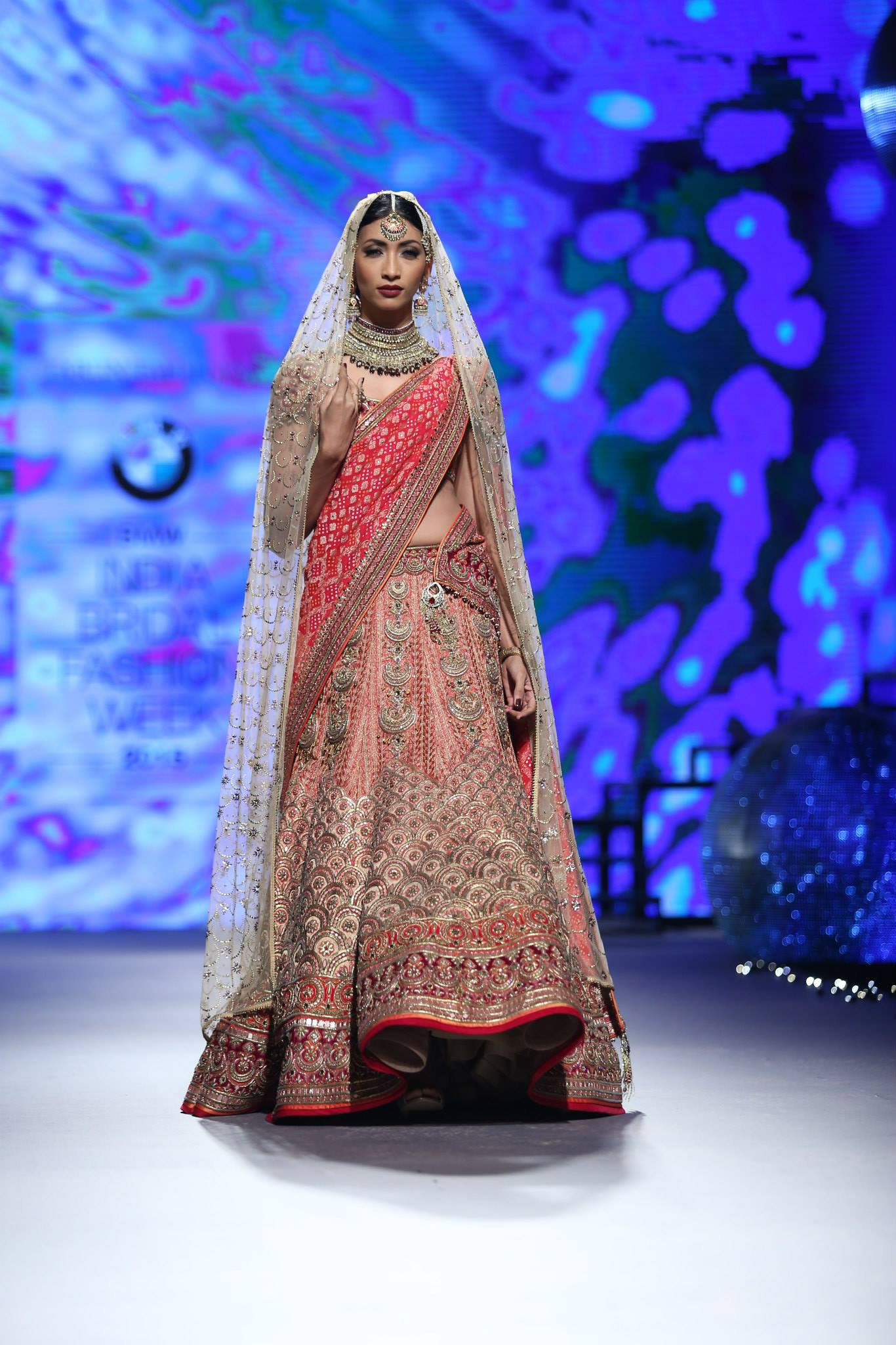 Bridal fashion week 2018 india 3