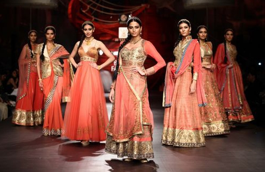 Top 10 Bridal Fashion Designers In India Strand Of Silk