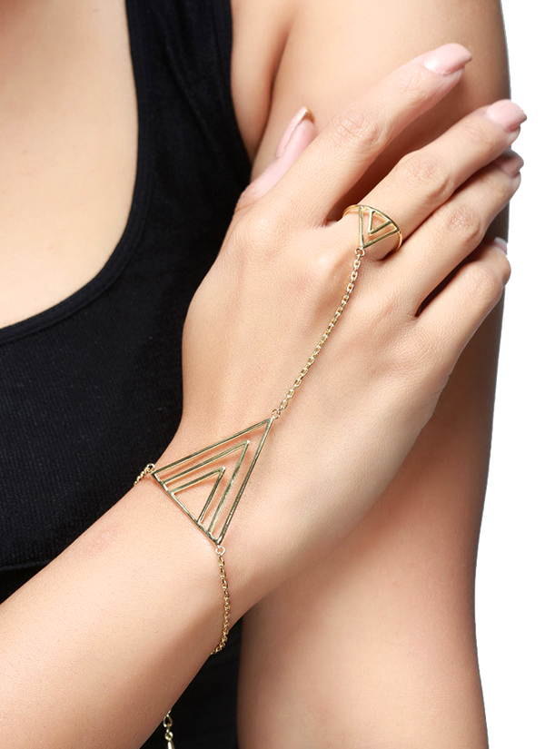 LeCalla | Cuff Ring Hand Harness | Shop Hand Harnesses at ...