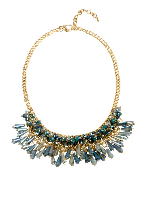 Rhea | Midnight in Paris Necklace