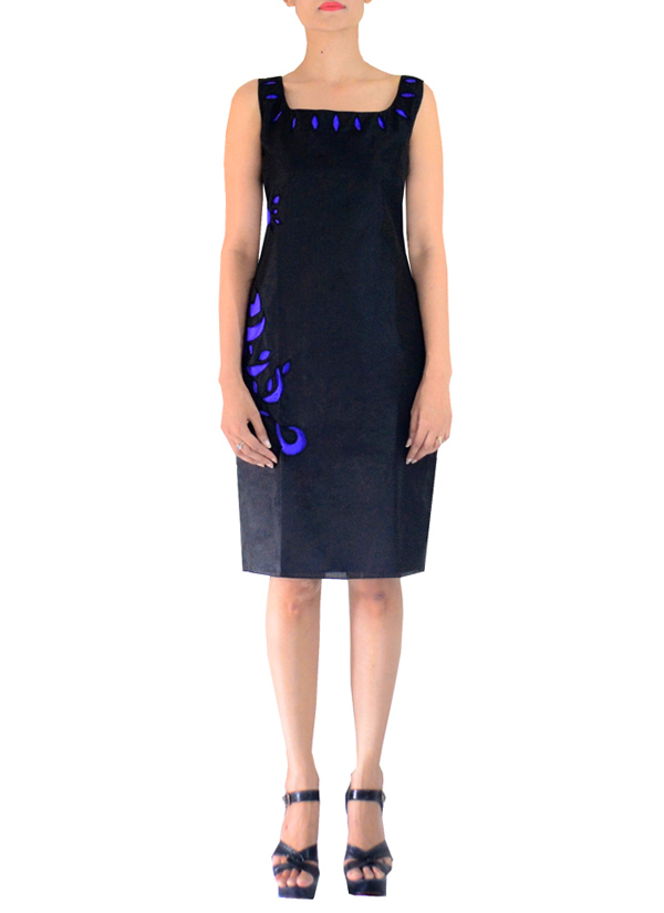 bda5e920c1 Indian Fashion Designers - Michelle Salins - Contemporary Indian Designer  Clothes - Dresses - MS-