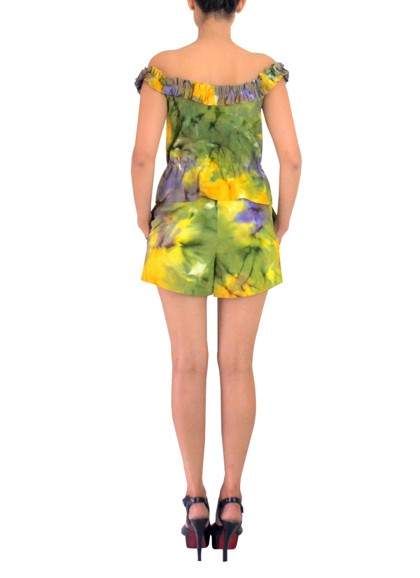 a5cc9b69f95f5 ... Indian Fashion Designers - Michelle Salins - Contemporary Indian  Designer Clothes - Tops - MS-