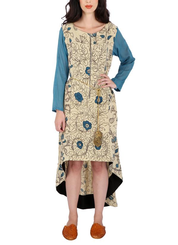 46b675e65c7 Beige Cotton Dress  QV07 – Advancedmassagebysara