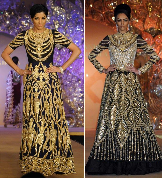 Abu Jani Sandeep Khosla Will Exhibit Their Collection At Caravan