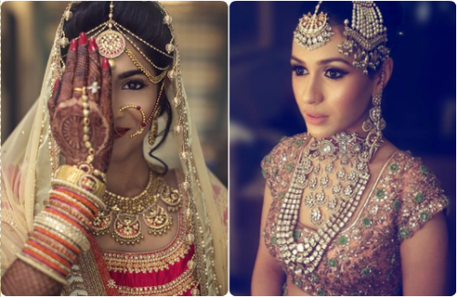 What Jewellery And Accessories To Wear With Your Bridal Lehenga