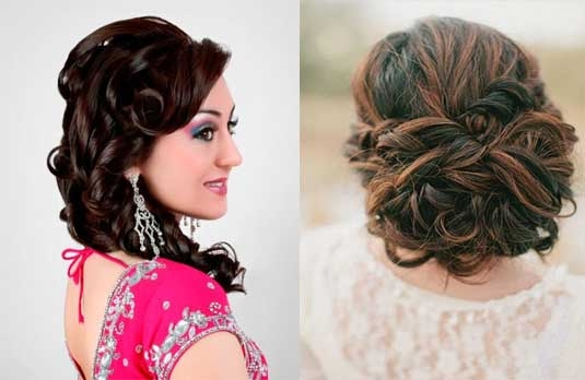 Seven Must Try Indian Bridal Hairstyles Indian Hairstyles For Wedding