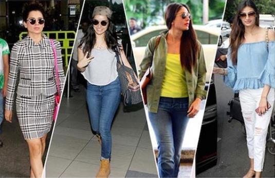 Trendy denim on denim looks of bollywood celebrities!