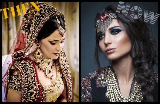 The Evolution Of Indian Bridal Wear Indian Fashion Blog