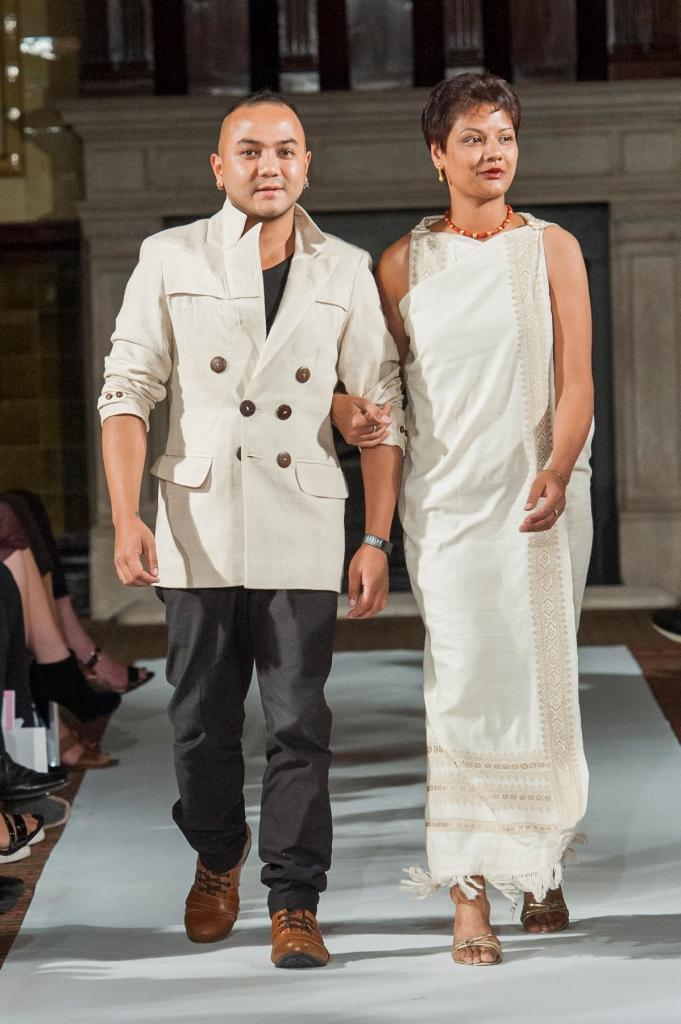 Daniel Syiem Brings His Unique Style To The London Fashion Week Daniel Syiem News