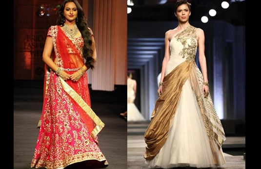 Indian Bridal Wear Trends - Traditional vs Contemporary | Indian ...