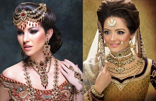 Types of Indian Bridal Jewellery Sets That We Totally Love
