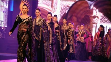 Indian Design At Iifa Rocks Indian Fashion News News