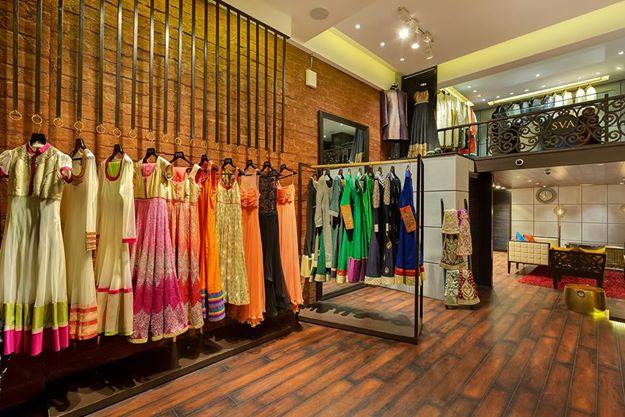 Designer label sva 39 s mumbai bridal studio sva news for Top ten boutiques