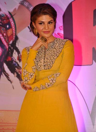 Jacqueline Fernandez Salwar Kameez Photoshoot  RiTeMaiL