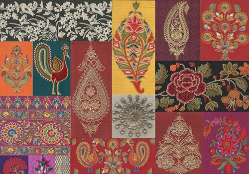Gujarat Aari Embroidery Origins Of The Timeless Chain Stitch
