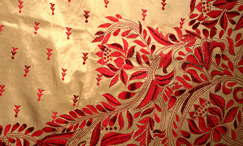 West Bengal Kantha Embroidery About Indigenous Kantha Embroidery