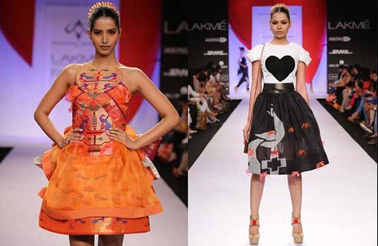 Emerging Designers At Lakme Fashion Week Indian Fashion Blog