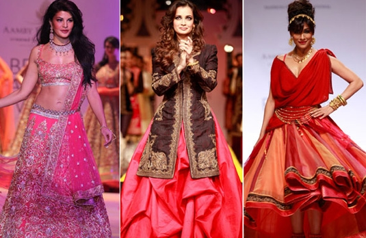 Latest Trends In Indian Wedding Dresses Indian Fashion Blog