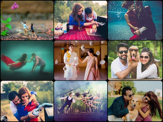 Indian Couples Inspired Pre Wedding Photoshoot Ideas And Outfits Indian Fashion Blog