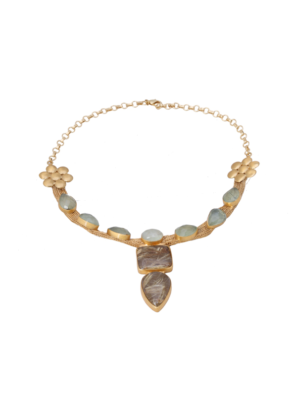 Roopa Vohra | Bohemian Statement Necklace | Shop Necklaces at ...