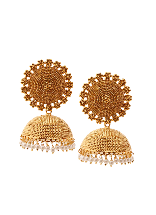 Indian Accessories Designers Shillpa Purii Designer Jewellery Earrings Shp