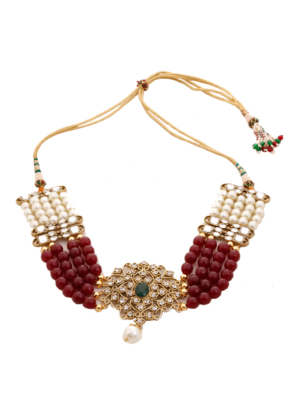designer best online buy price india at in rakhi colorful beads twin