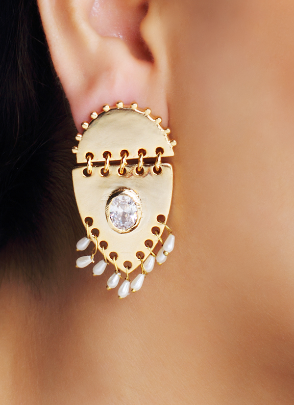 Urban Dhani Mexico Dreaming Earrings Shop Earrings At