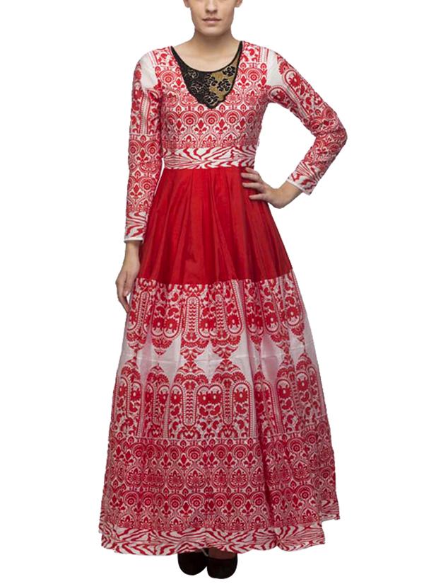 Long sleeve maxi dress india