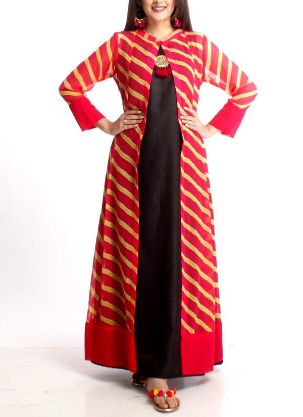 Anokherang Leheriya Girl Salwar Suit Shop Salwars At Strandofsilk Com