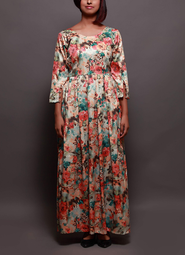Floral Gowns