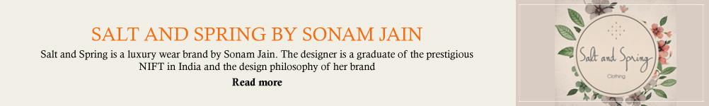 Salt and Spring by Sonam Jain