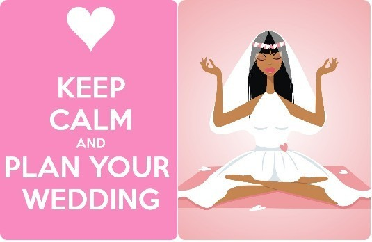 5 Ways To Find Your Inner Peace During Wedding Planning Madness