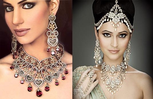 Indian Wedding Jewellery: Rubies, Diamonds and more | Indian Bridal Jewellery