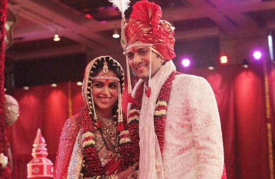 Genelia and Riteish Wedding   Top Celebrity Weddings of All Time-Indian Weddings