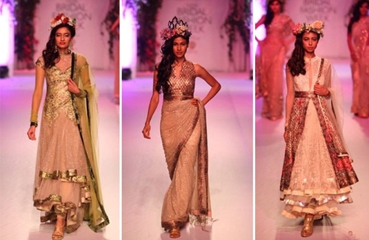 The Indian Bridal Wear Market Has Enormous Potential For Indian Designers | Bridal Sarees and Lehengas