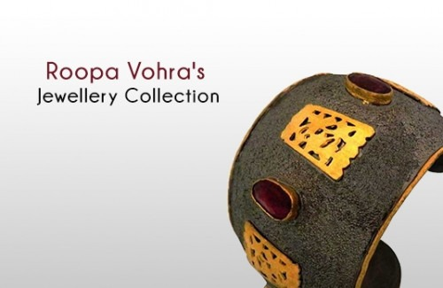 Roopa Vohra's Jewellery Collection - Stylish Thoughts