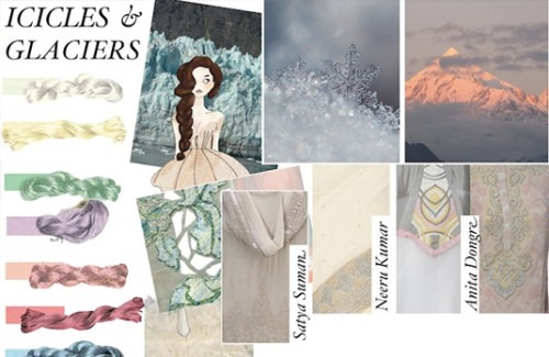 AUTUMN WINTER 12-13 TREND EDIT - ICICLES & GLACIERS - Stylish Thoughts