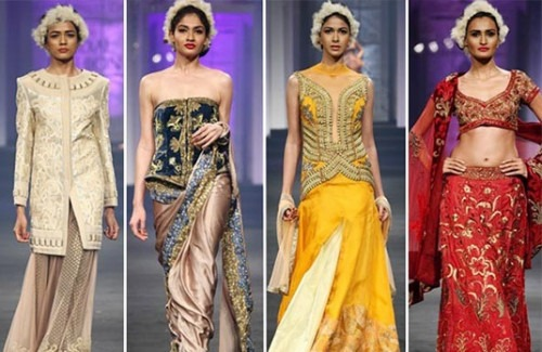 Narendra Kumar's Contemporary Indian Bridal Collection - Stylish Thoughts