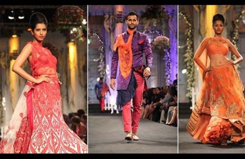 Shantanu and Nikhil - Aamby Valley India Bridal Fashion Week 2012 - Stylish Thoughts