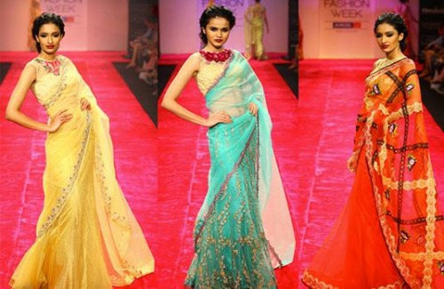 THE CONTEMPORARY SAREE - Stylish Thoughts