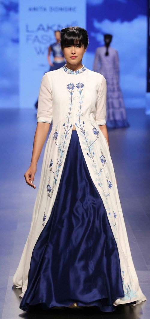 Anita Dongre-ANITA DONGRE AT LAKME FASHION WEEK - AW16 - LOOK 3