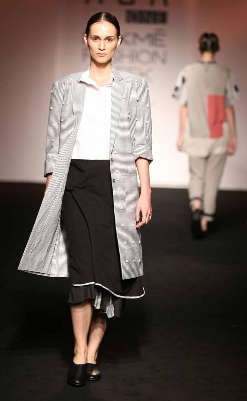 Asa Kazingmei at Lakme Fashion Week - AW16 - Look 3