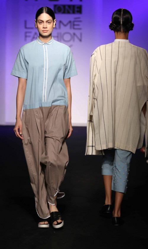 Asa Kazingmei at Lakme Fashion Week - AW16 - Look 7