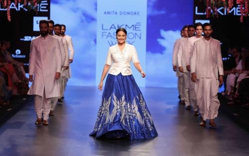 Anita Dongre-ANITA DONGRE AT LAKME FASHION WEEK - AW16 - LOOK 17