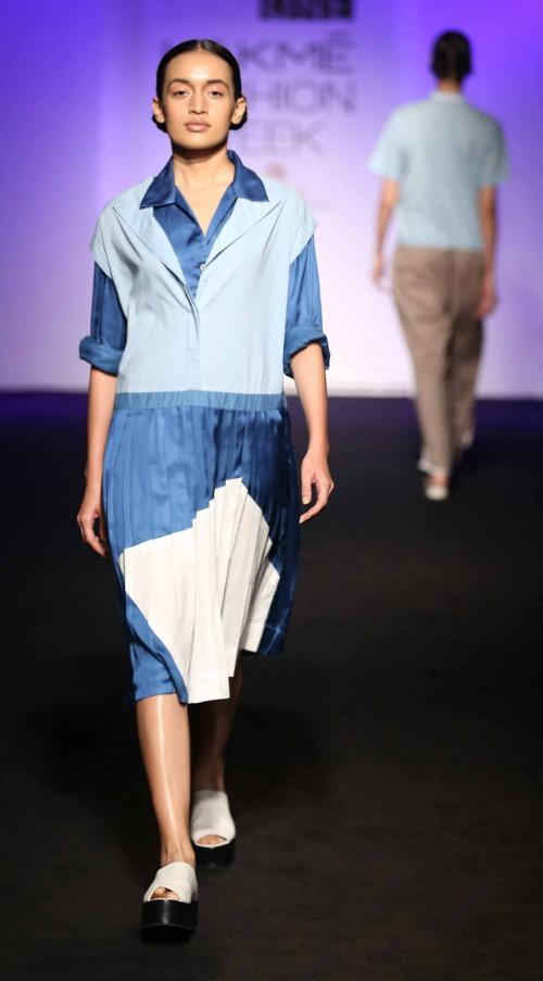 Asa Kazingmei at Lakme Fashion Week - AW16 - Look 11