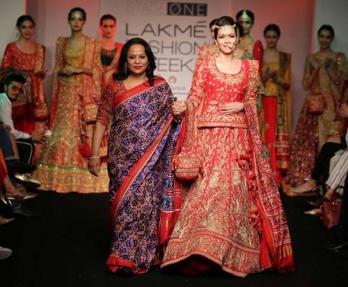 Saroj Jalan at Lakme Fashion Week - AW16 - Look 4