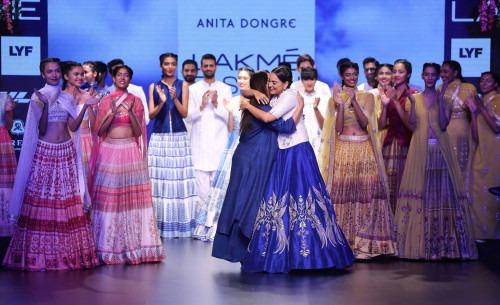 Anita Dongre- ANITA DONGRE AT LAKME FASHION WEEK - AW16 - LOOK 35