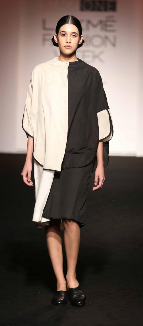 Asa Kazingmei at Lakme Fashion Week - AW16 - Look 14