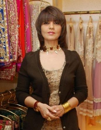 Neeta Lulla - Neeta Lulla will Rajasthan Fashion Week